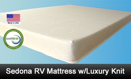 Foam RV Mattress