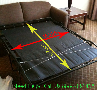 Inch Sleeper Sofa Bed Frame Replacement