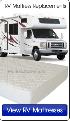 RV Mattress in custom size