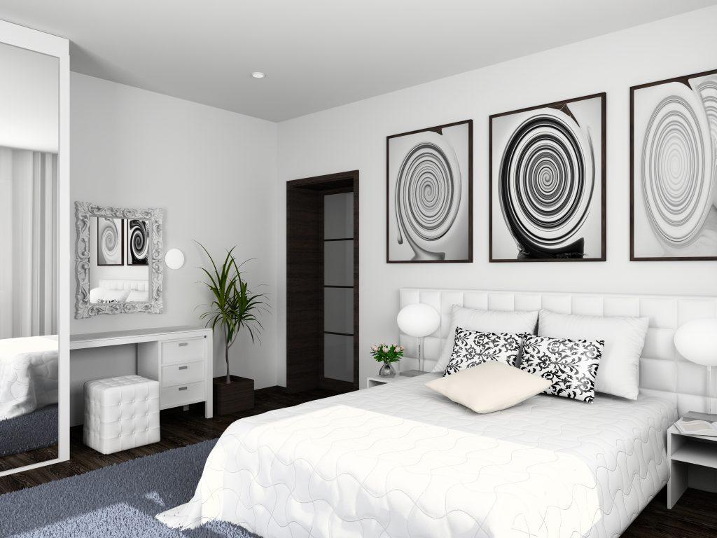modern comfortable interior