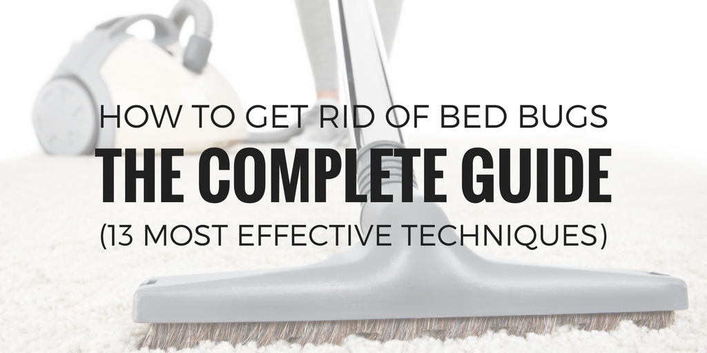 How To Get Rid Of Bed Bugs The Complete Guide 13 Most