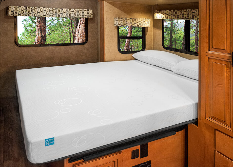 Replacement rv mattress the ultimate guide to rv mattresses for Rv with 2 master bedrooms