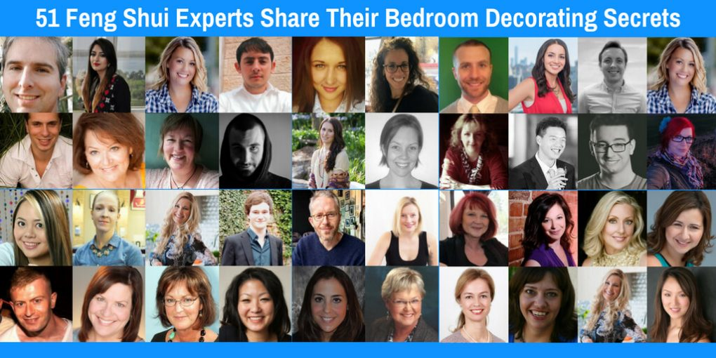 51 Feng Shui Experts Share Their Bedroom Decorating Secrets