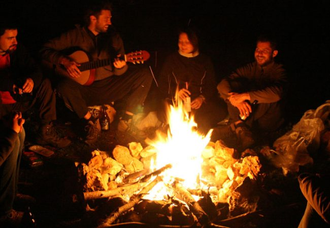 Campfire Stories and Songs