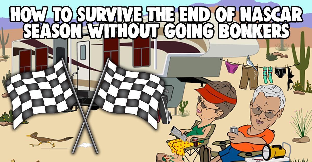 NASCAR Fans Banner