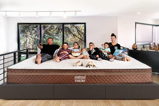 Alaskan King Bed Family Bed