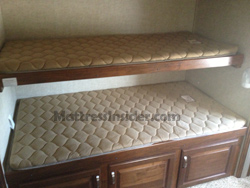 Rv Bunk Mattresses Camper Bunk Mattress Replacement