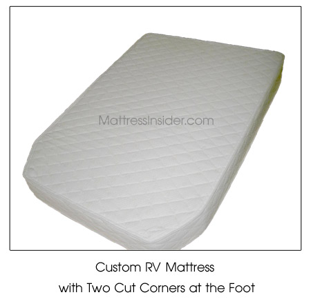 Custom Mattress Radius Corner Mattress Cut Corner Mattress