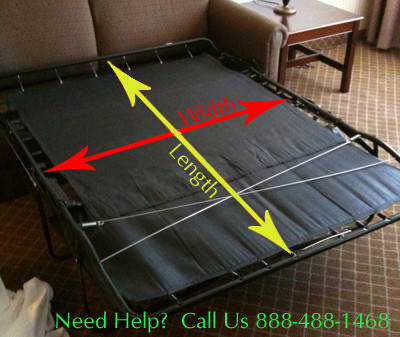 Sleeper Sofa Mattress Sizes: