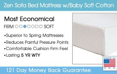 Some Factories Like Ours Are Now Making A Soy Based Foam Sofa Bed Mattress This Is An Eco Friendly And More Breathable Alternative To Traditional