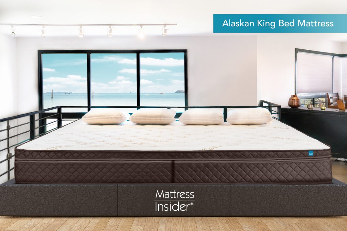 How To Buy Alaskan King Bed Mattresses Feb 2021