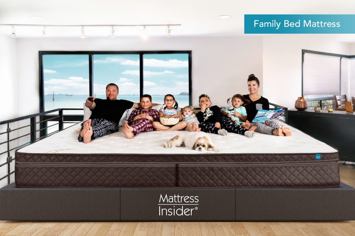 Family Bed Mattress with Family