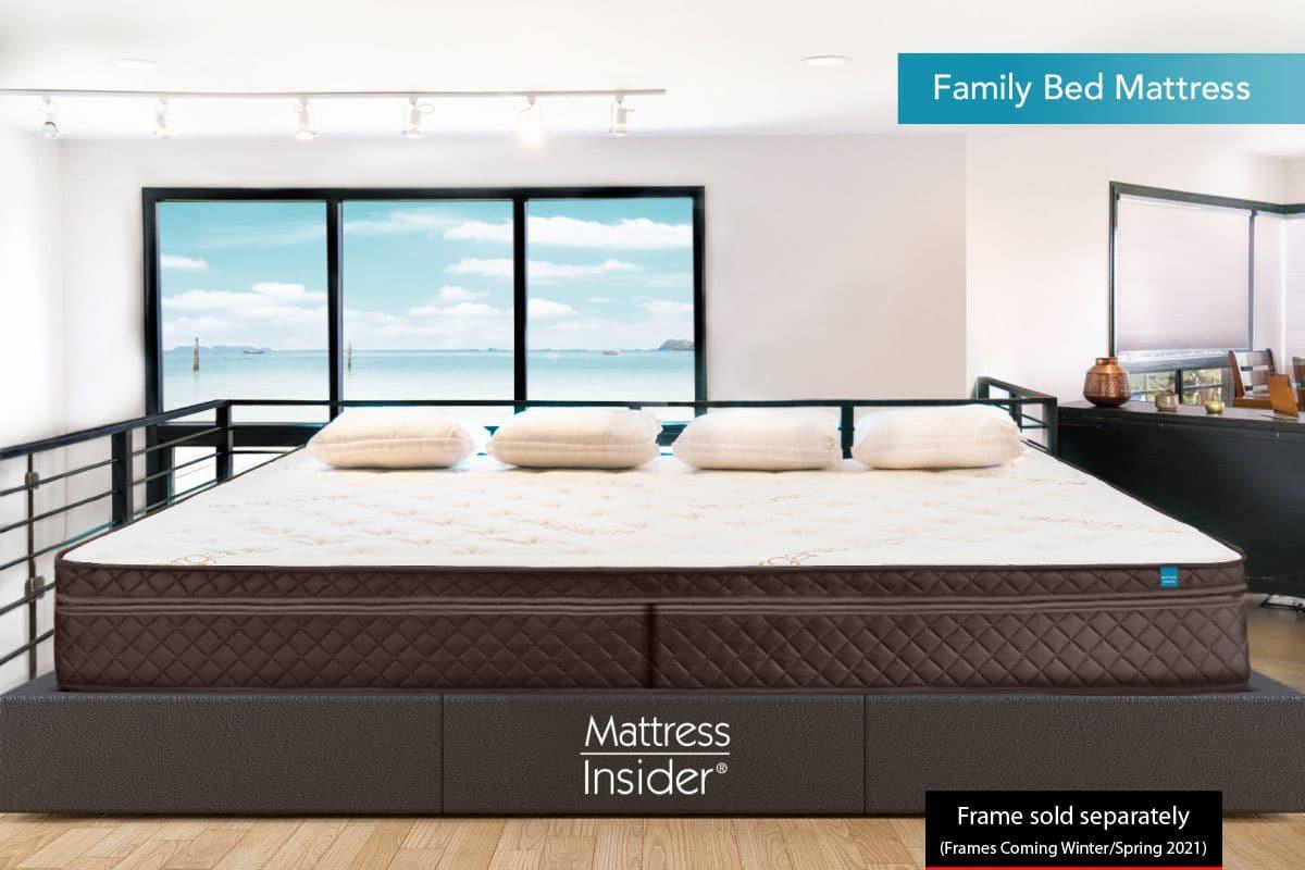 Family Bed Mattress Frame