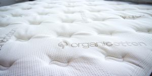 Organic Cotton Topper