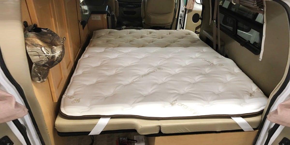 Rv Mattress Topper Sofa Bed Topper Custom Size Topper