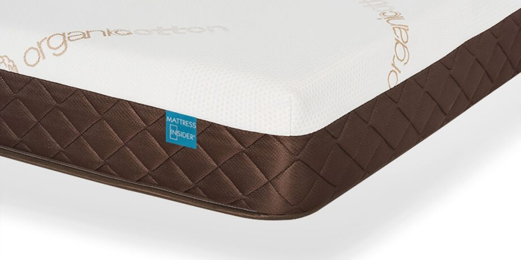 Luxury gel foal mattress with organic cotton