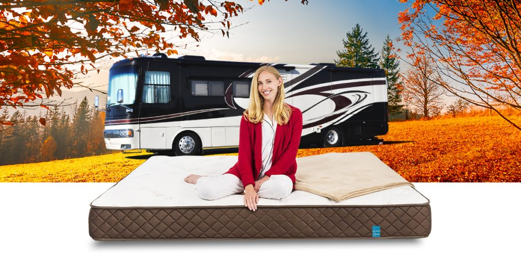 RV Mattress with Model and RV