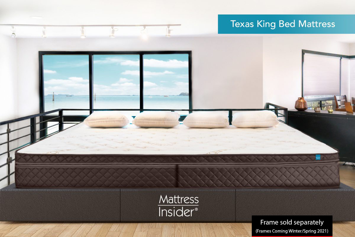 Texas King Bed Mattress Frame