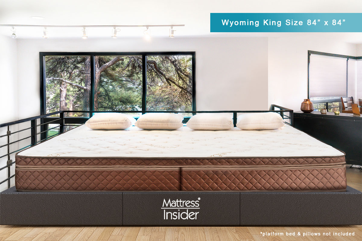 Picture of: Wyoming King Bed Buy Wyoming King Mattress For Sale