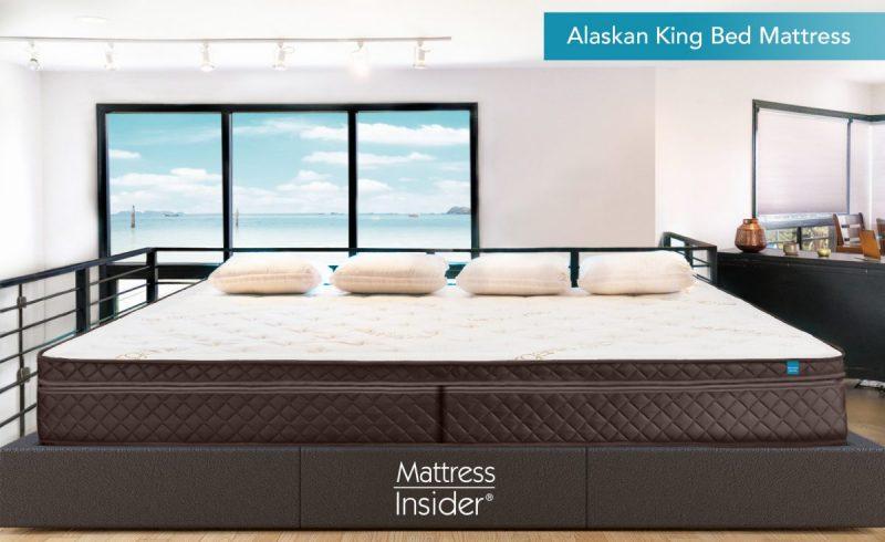 Alaskan King Bed Mattress