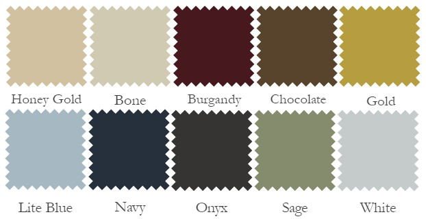 Sheet Colors