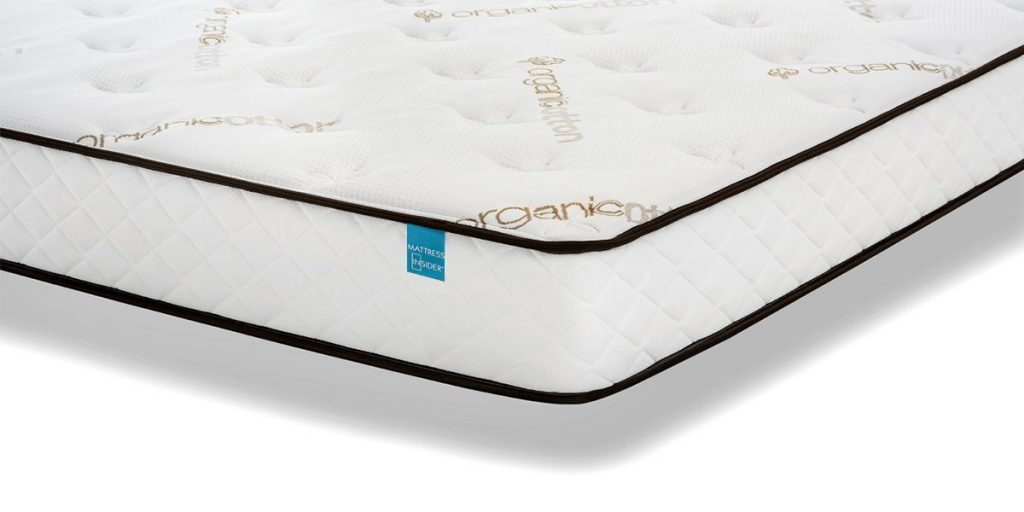 home latex mattress with organic cotton