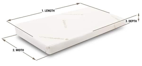 Measure RV Mattress