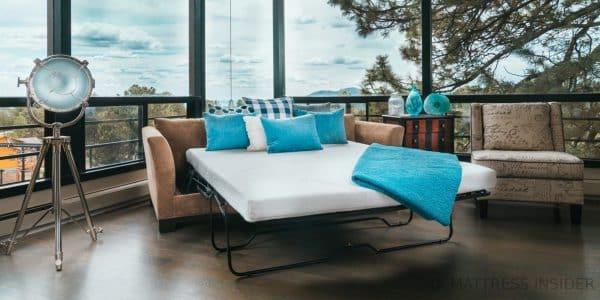 latex sofa bed mattress