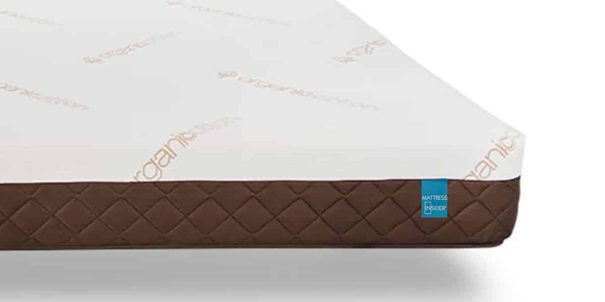 Luxury Mattress Profile Side Shot