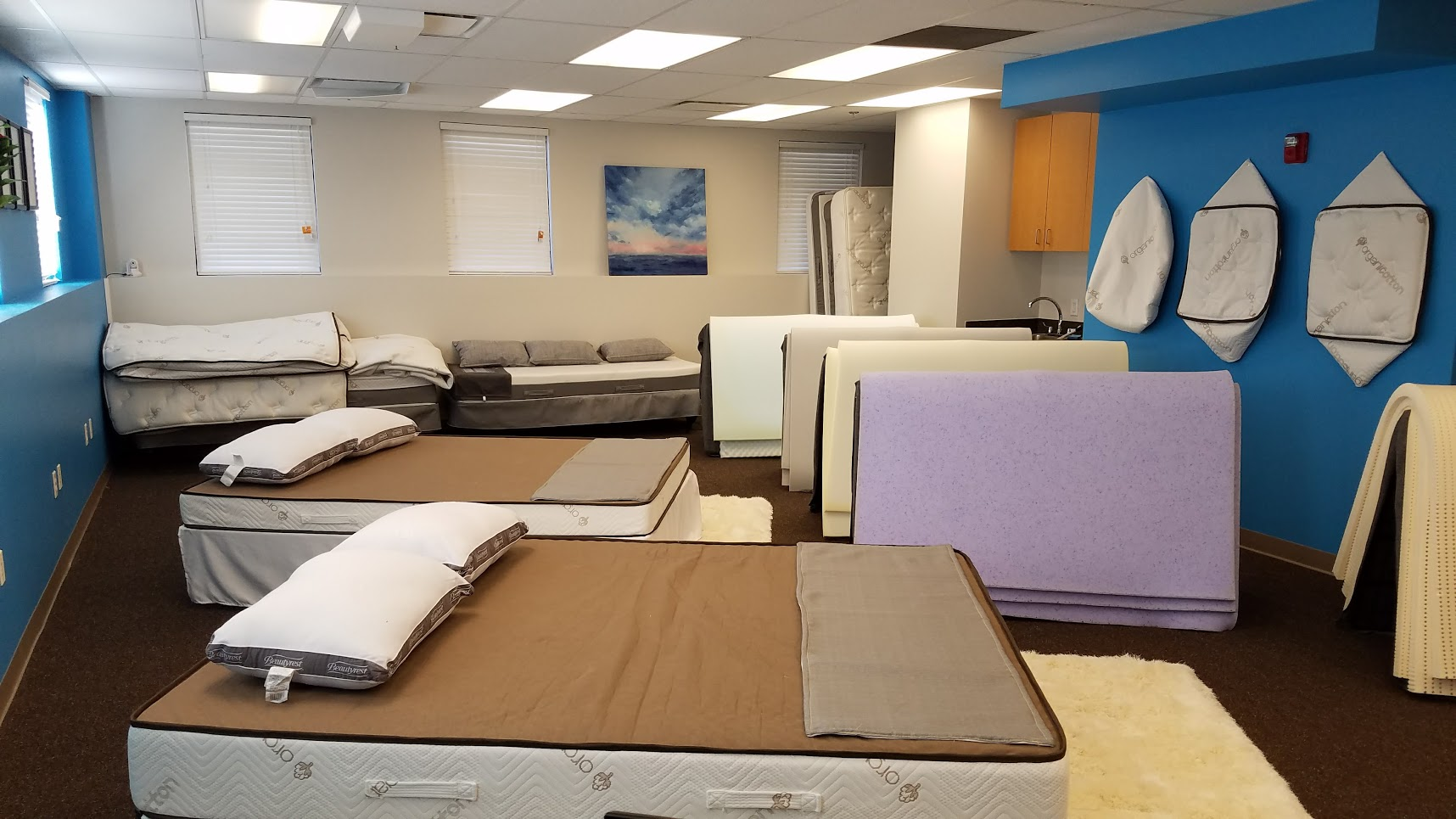 Mattress Insider Showroom Custom Mattress Store Denver Colorado