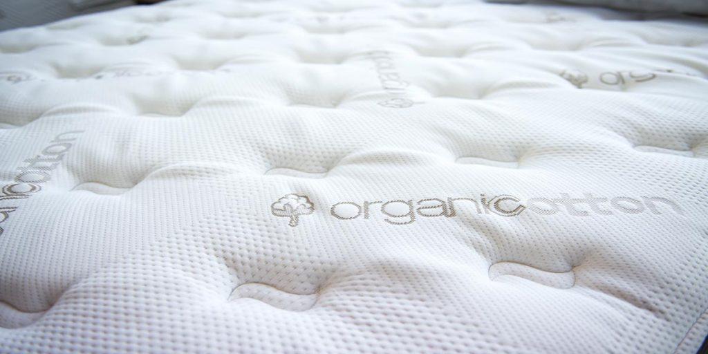 "Custom 2"" Brookside Memory Foam Topper w/Organic Cotton"