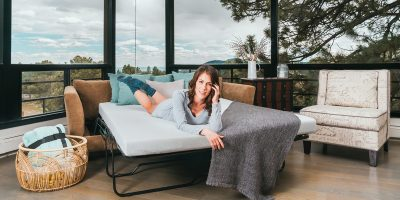 Ovation Sofa Bed Mattress with Model