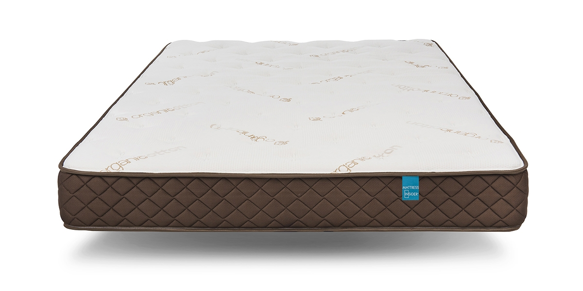 """8"""" Park Meadow Pocketed Coil Mattress Full Shot"""