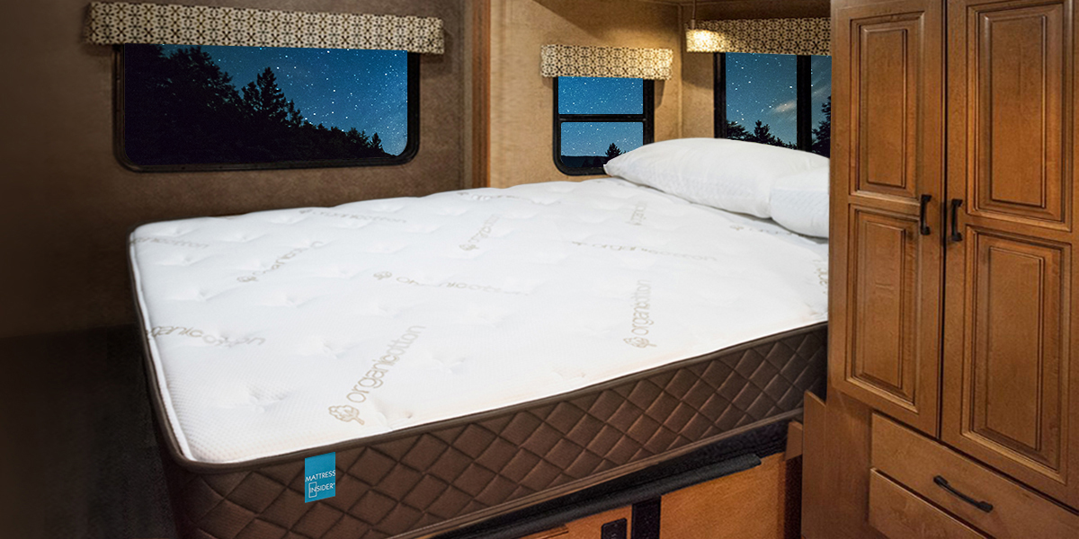"""8"""" Park Meadow Pocketed Coil RV Mattress II"""