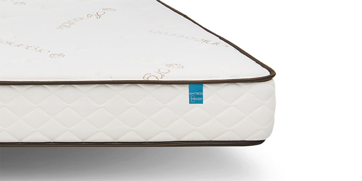 latex mattress side