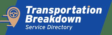 transportation breakdown service directory logo